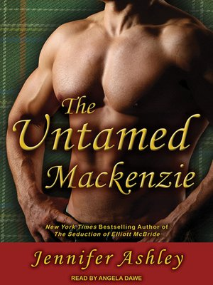 cover image of The Untamed Mackenzie