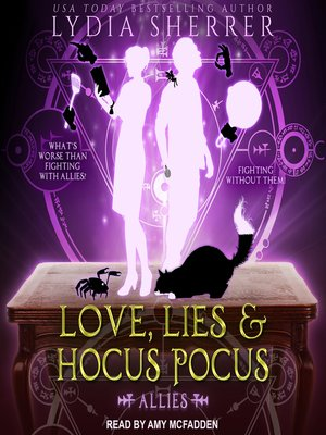 cover image of Love, Lies, and Hocus Pocus--Allies