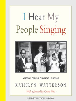 cover image of I Hear My People Singing