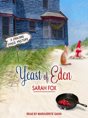 cover image of Yeast of Eden