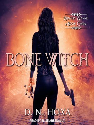 cover image of Bone Witch
