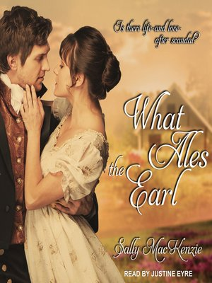 cover image of What Ales the Earl