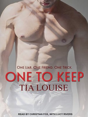 cover image of One to Keep