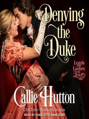 cover image of Denying the Duke