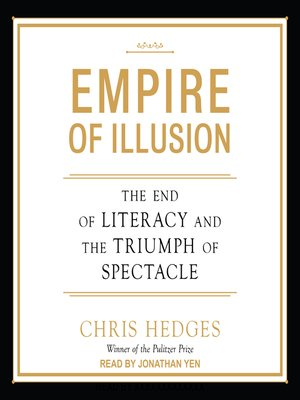 cover image of Empire of Illusion