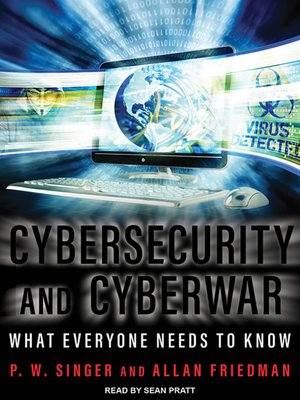cover image of Cybersecurity and Cyberwar