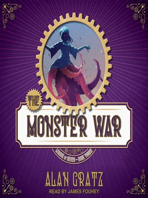 cover image of The Monster War