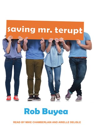 cover image of Saving Mr. Terupt