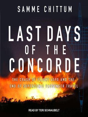 cover image of Last Days of the Concorde