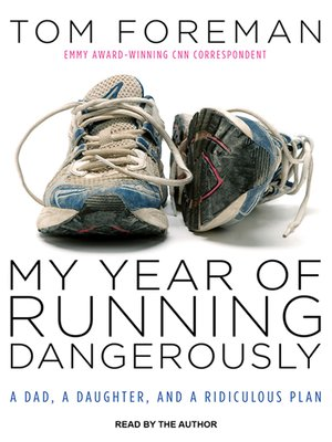 cover image of My Year of Running Dangerously