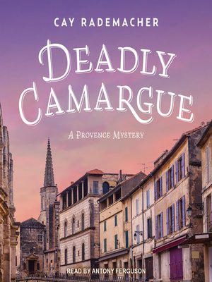 cover image of Deadly Camargue