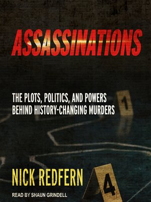 cover image of Assassinations