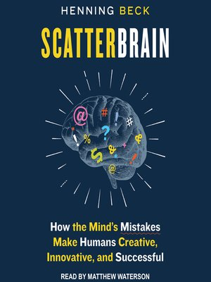 cover image of Scatterbrain