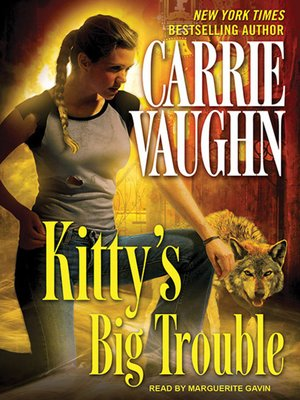 cover image of Kitty's Big Trouble