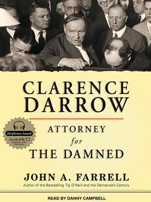 cover image of Clarence Darrow