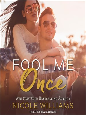 cover image of Fool Me Once