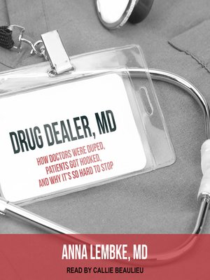 cover image of Drug Dealer, MD