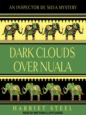 cover image of Dark Clouds Over Nuala