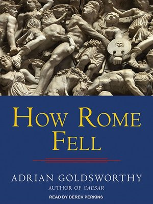 cover image of How Rome Fell
