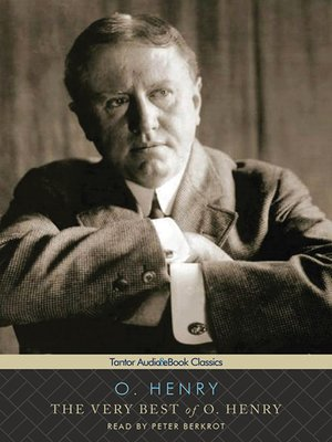 cover image of The Very Best of O. Henry