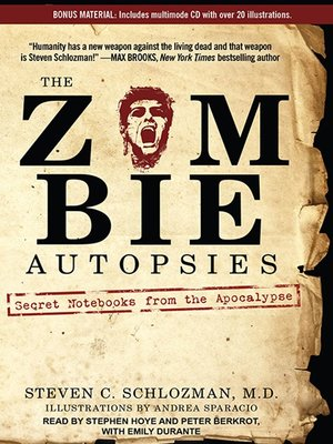cover image of The Zombie Autopsies