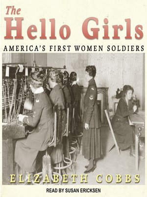 cover image of The Hello Girls