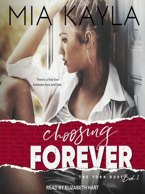 cover image of Choosing Forever