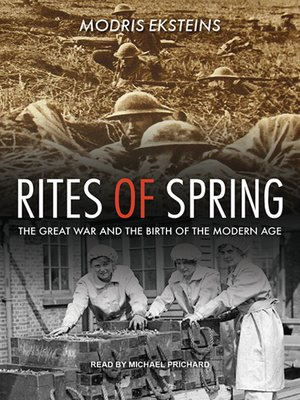 cover image of Rites of Spring