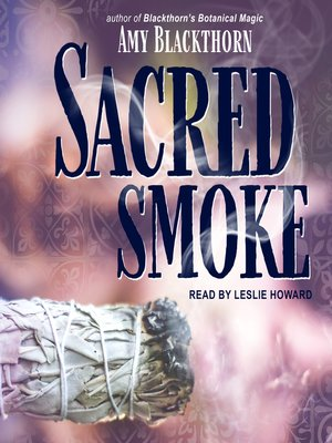 cover image of Sacred Smoke