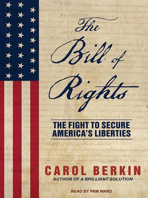 cover image of The Bill of Rights