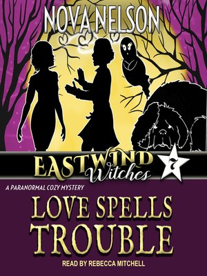 cover image of Love Spells Trouble