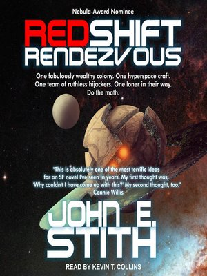 cover image of Redshift Rendezvous