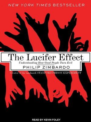cover image of The Lucifer Effect