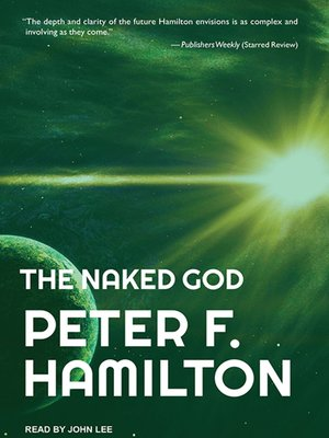cover image of The Naked God