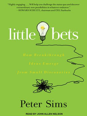 cover image of Little Bets