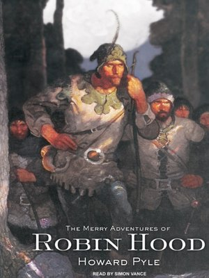 cover image of The Merry Adventures of Robin Hood