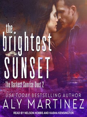cover image of The Brightest Sunset