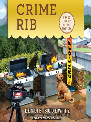 cover image of Crime Rib