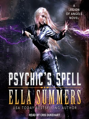 cover image of Psychic's Spell