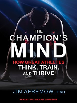 cover image of The Champion's Mind