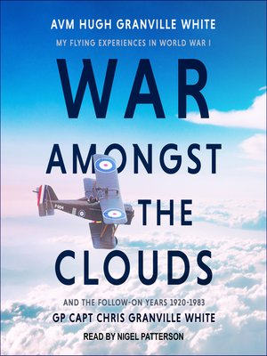 cover image of War Amongst the Clouds