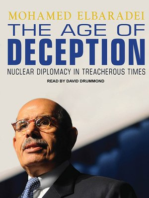 cover image of The Age of Deception