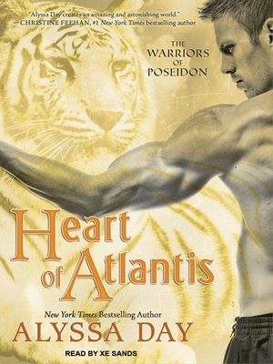 cover image of Heart of Atlantis