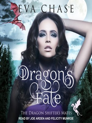 cover image of Dragon's Fate--A Reverse Harem Paranormal Romance