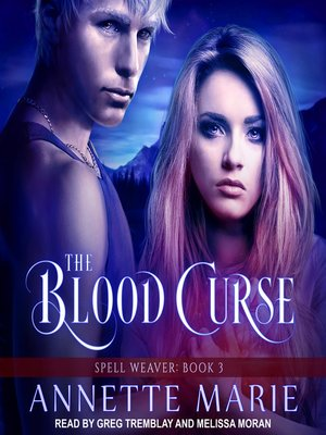cover image of The Blood Curse