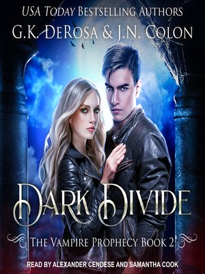 cover image of Dark Divide