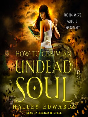 cover image of How to Claim an Undead Soul