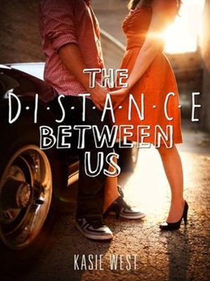 cover image of The Distance Between Us
