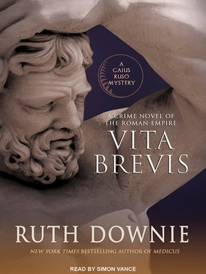 cover image of Vita Brevis--A Crime Novel of the Roman Empire