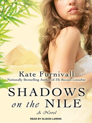 cover image of Shadows on the Nile
